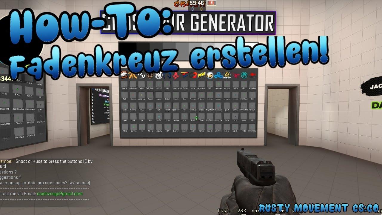 Fadenkreuz generator csgo betting football betting quotes