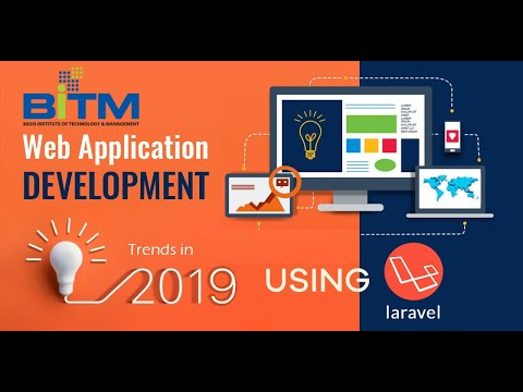 Laravel Bangla tutorial | Part 1 | BITM Web App Development with Laravel 2019 thumbnail