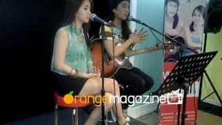 MYMP - Bakit Ba Ganyan (Live at MYMP's Electrified Album Bloggers Conference)