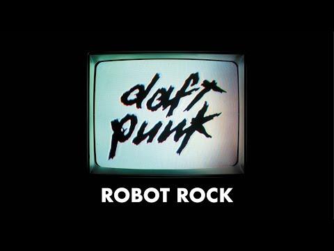 Daft Punk - Robot Rock (Official audio)