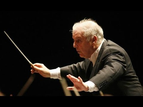 "Daniel Barenboim - ""Ride of the Valkyries"" - [Berliner Philarmoniker]"