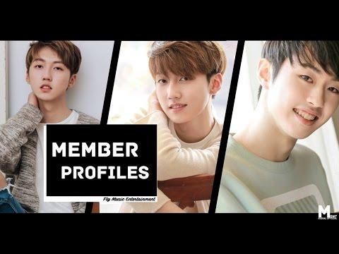 MONT (몬트) | Member Profiles 맴버 프로필