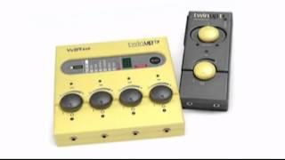 Elektrostymulatory Twin Up - ultradźwięki   lifting twarzy   biustu i pośladków