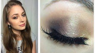 Вечерний летний макияж / Sunset Eye Make Up