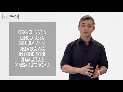 Longevità: come prevenire l'invecchiamento | Filippo Ongaro