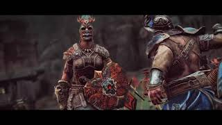 PS4 Games For Honor   Return Of The Otherworld Halloween Event