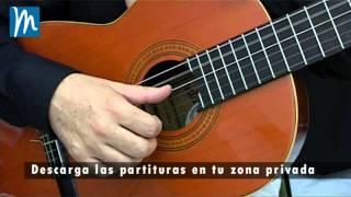 Capítulo 002 - Clases de Guitarra ONLINE - Música para Todos ®