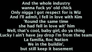 Kanye West   Theraflu Lyrics Ft  DJ Khaled   DJ Pharris   YouTube