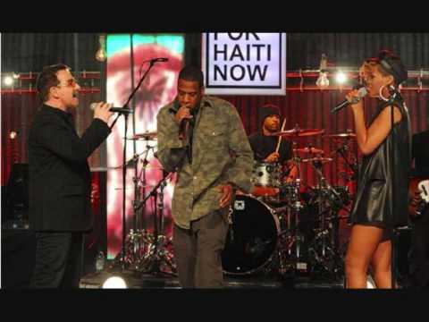 Jay-Z, Bono, The Edge & Rihanna - Stranded (Haiti Mon Amour)