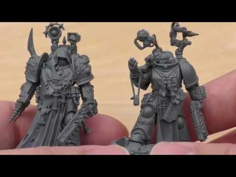 the Plague Surgeon 40K Death Guard Nauseous Rotbone