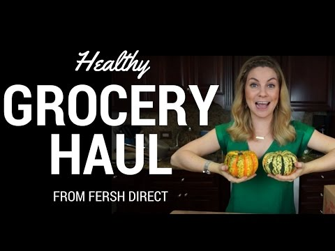 Fresh Direct Grocery Haul