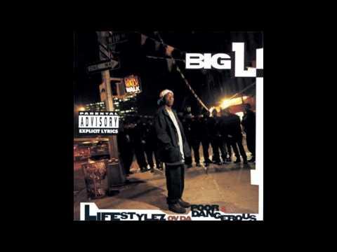 Big L - All Black (1995)