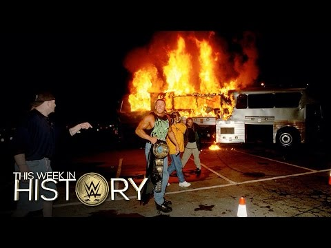 Stone Cold blows up the DX Express: This Week in WWE History, April 28, 2016
