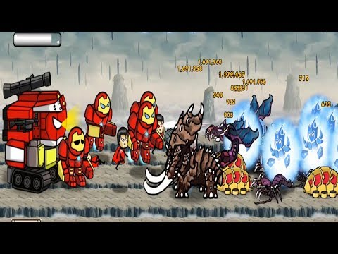 Hero Wars Super Stickman Defence New World Map Update After Level 100 - New Monsters & World Record
