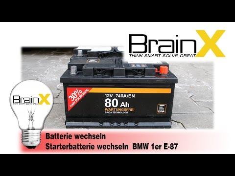 bmw e90 e91 e92 e93 batterie wechseln anleitung deutsch. Black Bedroom Furniture Sets. Home Design Ideas