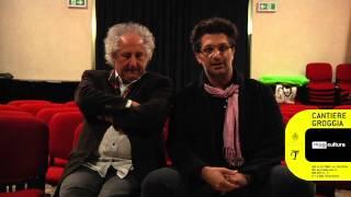 """Eugenio Allegri e Leo Muscato presentano """"Edipus"""" al Teatrino Groggia"""