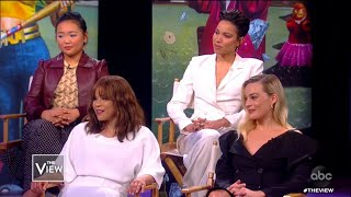 Birds of Prey Cast Dish on Their Movie Characters | The View
