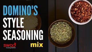Dominos Style Seasoning in 2 Minutes  Dominos Spice mix recipe  Dominos Oregano &amp Chilli Flakes