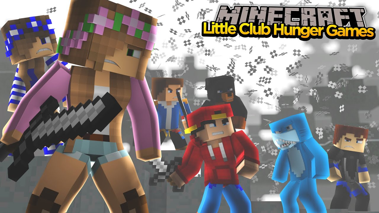 Minecraft little kelly the little club fight facecam - The little club ...
