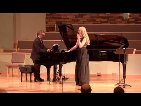 Taylor See's Senior Paino/Voice Recital Final