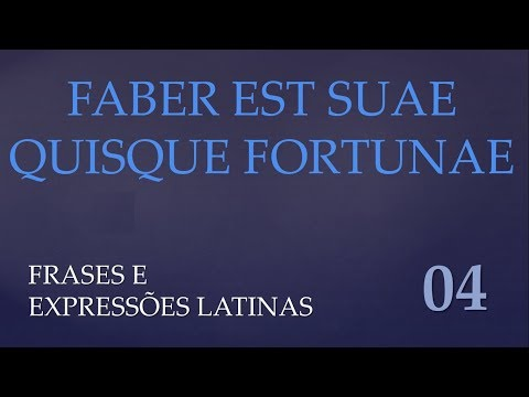 Fale latim -