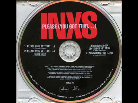 INXS - Please (You Got That...) (Club Need Mix)