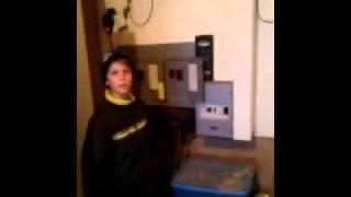 Earthship: Electrical Management, Corner Cottage