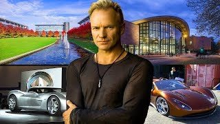 Sting Net Worth ✪ Biography ✪ Family ✪ House and Cars ✪ Lifestyle.