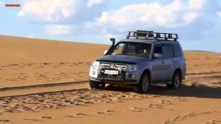 Паджеро-4. Варварино бездорожье  Монголия 2015
