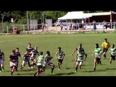 FINALE CHALLENGER MOGLIANO rugby vs BENETTON rugby under 14 2016