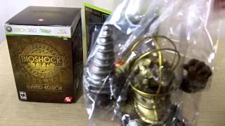 BioShock Limited Edition Retro Unboxing