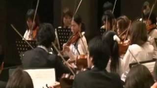 2009.2.15国立音楽院管弦楽団 指揮 飯吉高 「軽騎兵」序曲