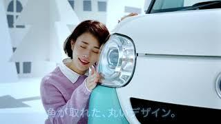 DAIHATSU MOVE CANBUS cast : 高畑充希 西村瑞樹(バイきんぐ)