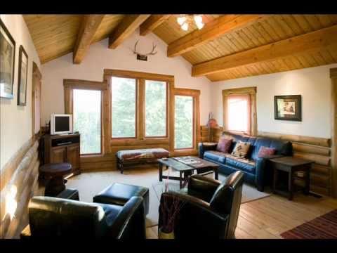 Lodging vacation rental jackson hole teton valley for Teton cabin rentals