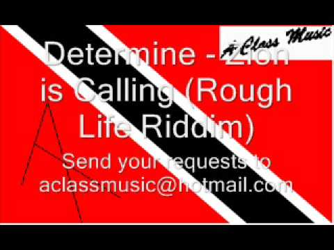Determine - Zion Hill Calling (Joe Frazier Riddim)