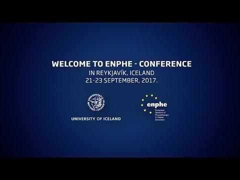 ENPHE Conference in Reykjavik 2017