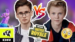 Klassen Fortnite Challenge! Med Nikolaj og Oliver | Ultra
