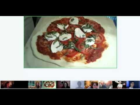 Google+ Cooking School - Margherita Pizza & Ice Cream, Vol. 2 - Bay Area Bites