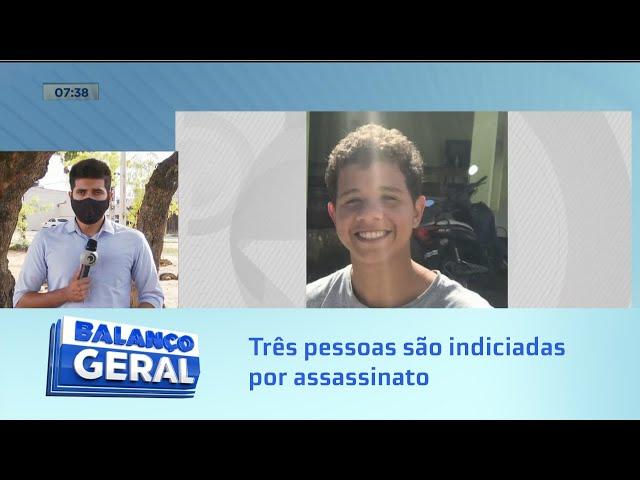 Caso Raul Pablo: Três pessoas são indiciadas por assassinato