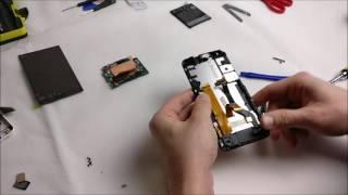 HTC Desire 530 - wymiana ekranu LCD