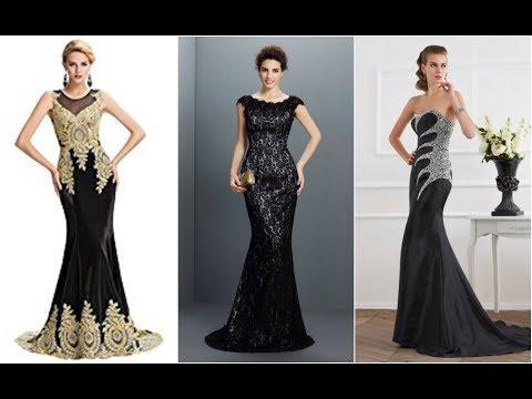 Gorgeous Black Evening Dresses
