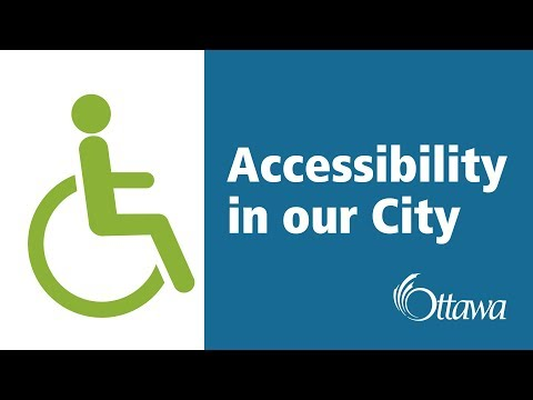 Accessibility in our City