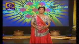 rangoli - dd national - prachi shah