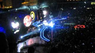 Charlie Brown - Coldplay (live Porto, Portugal) HD