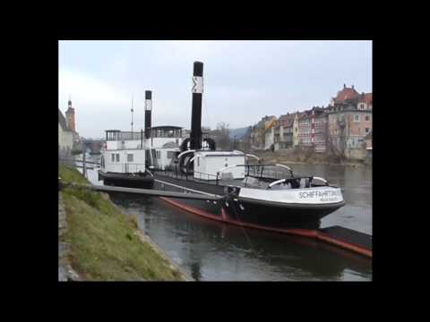 Regensburg, Germany: a video tour