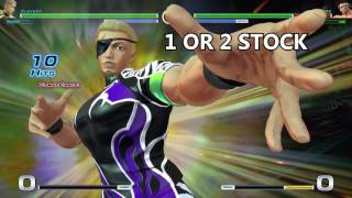 KOFXIV Tutorials - Chapter 2:  Power Meter and Max Mode