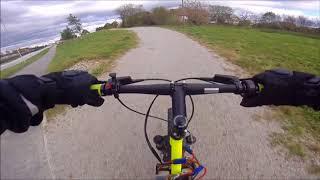 "Fast Electric Crussis Cross Kickbike TC100 20"" 18s"