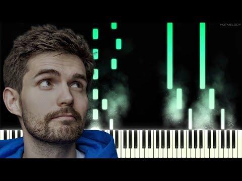 Noize MC — Всё как у людей | Как играть на пианино | Piano Cover