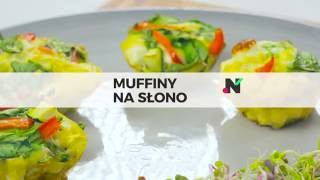 Muffiny na słono - Noizz Food