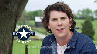 """about You"" ⁠— Amy Mcgrath For U.s. Senate"
